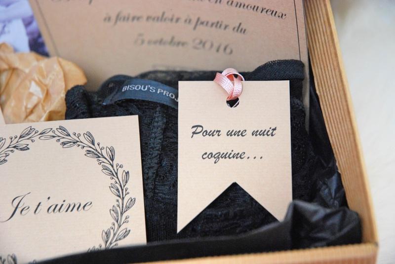 boîte à surprises - Pépites d'amour