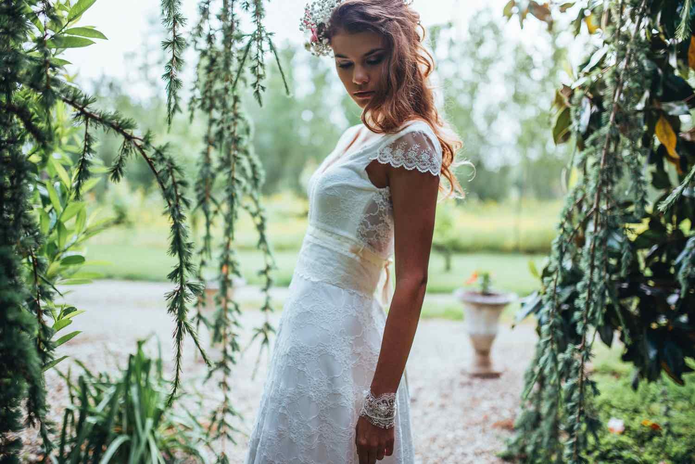robe de mariée - Pépites d'amour
