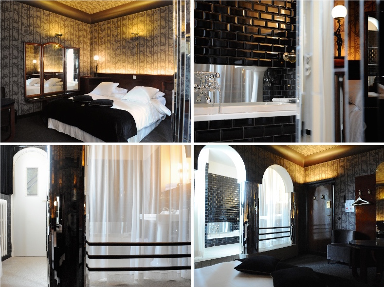 hôtel Berger - Pépites d'amour