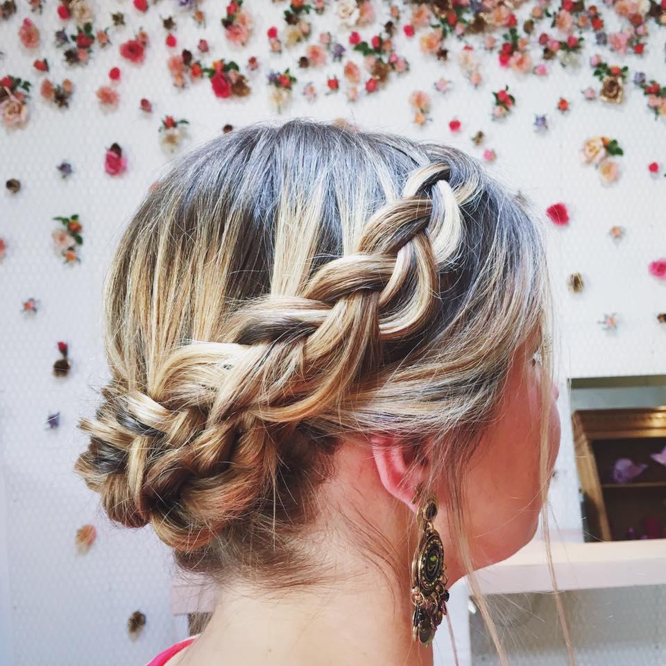 coiffure mariage - Pépites d'amour