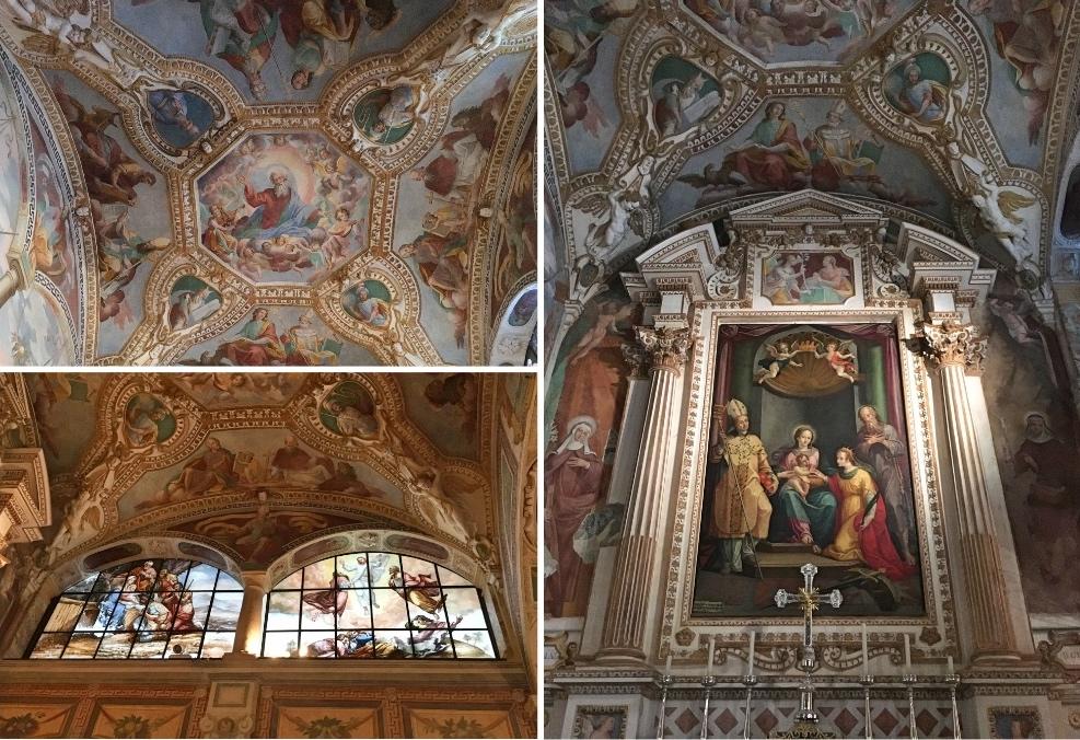 Le monastère Santa Catarina Del Sasso - Pépites d'amour