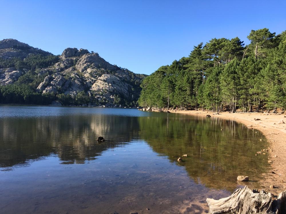 Lac de l'Ospédale - Pépites d'amour
