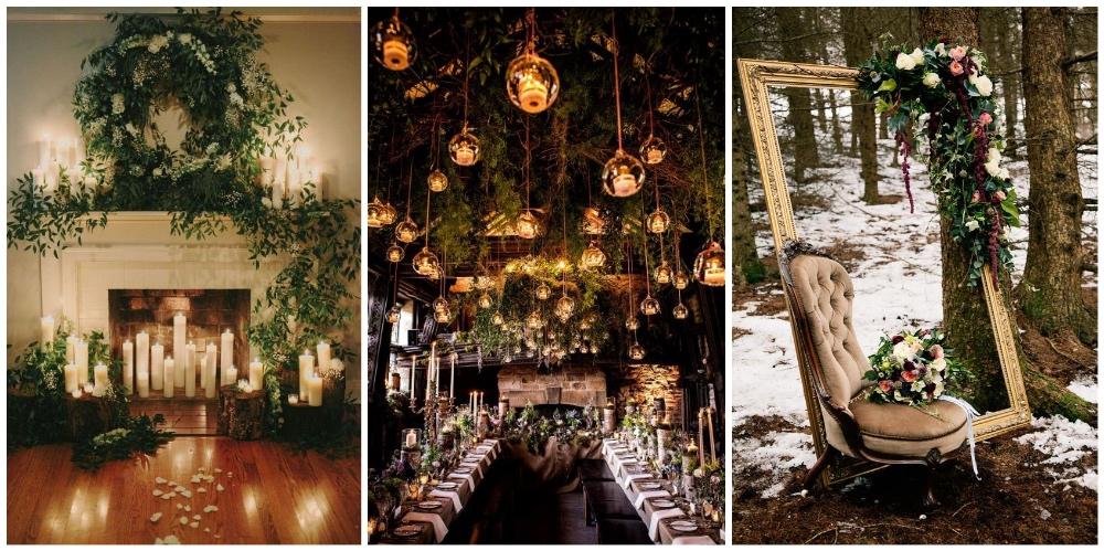 Idées et inspirations pour un mariage d'hiver - Pépites d'amour