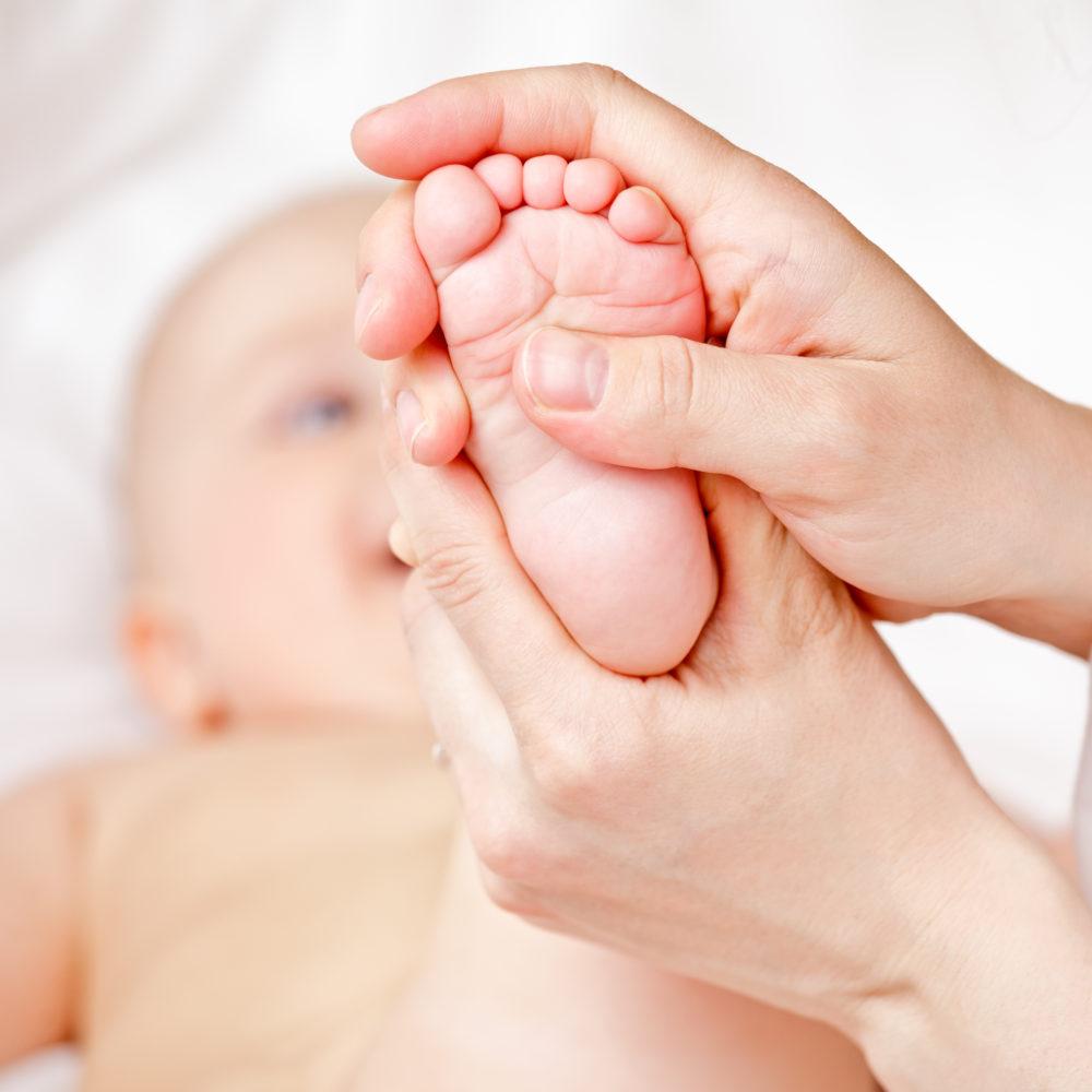 Massage bébé Spasiba - Pépites d'amour