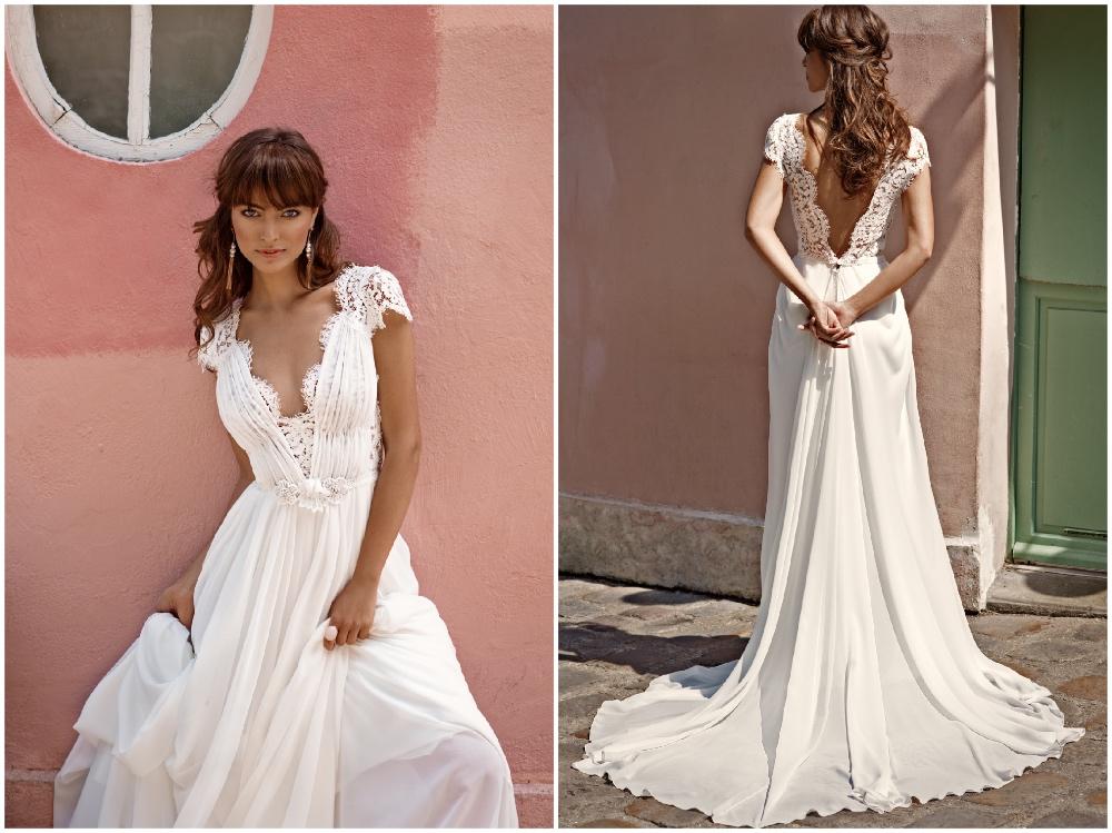 Robes de mariée Fabienne Alagama - Pépites d'amour