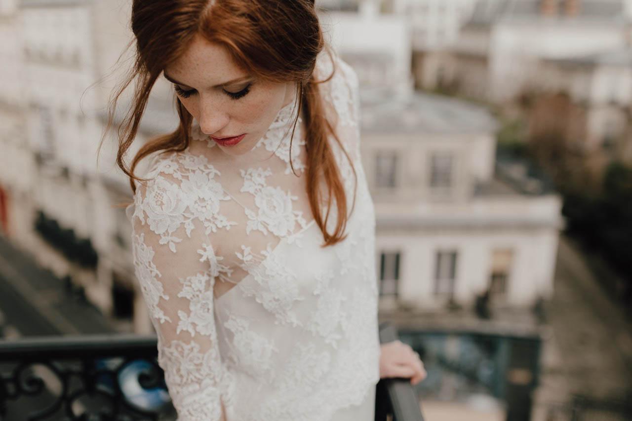 Createur robe mariee luxe